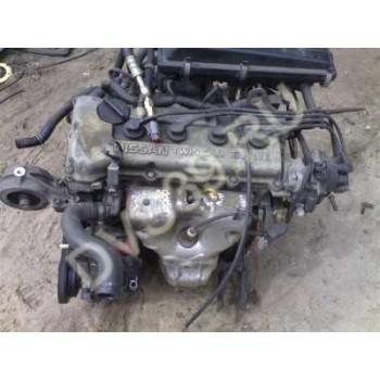 NISSAN ALMERA - Двигатель 1,4