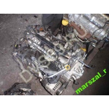 Двигатель fiat 500 grande punto 1.3 multijet 09r