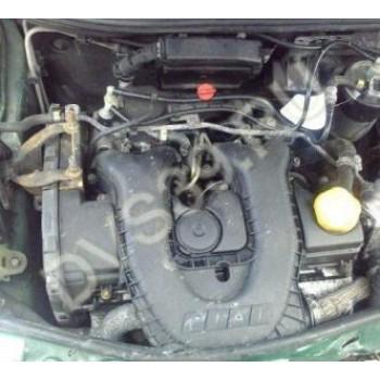 Двигатель 1,9D Fiat Punto II, Doblo 2000r, 90  тыс.км