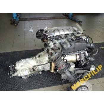 MERCEDES 270 CDI Двигатель