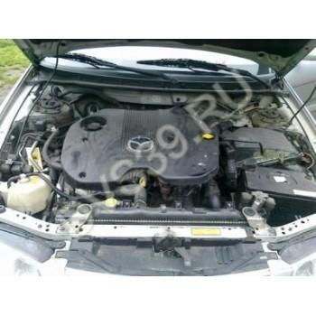 mazda 323F 626 premacy Двигатель 2.0 DITD RF4F 110KM