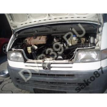 Двигатель  1.9D PEUGEOT BOXER  2000r.