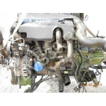PEUGEOT 406 2,0 HDI Двигатель
