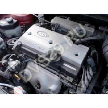 KIA RIO 2005-2009 1,4 Двигатель  20 тыс.км