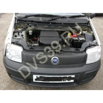 FIAT PANDA Двигатель