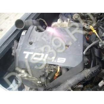 Ford Galaxy 1.9 TDI 98r AHU 90PS Двигатель
