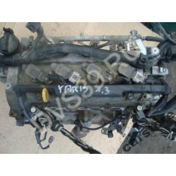 TOYOTA YARIS 1.3 VVT-I 06-09 Двигатель