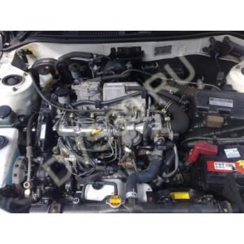 Toyota Corolla carina E11 Двигатель