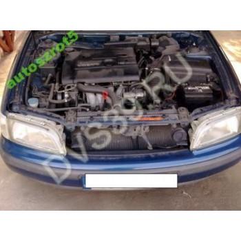 VOLVO S40 V 40 96-04 Двигатель 1.8 16V 115KM