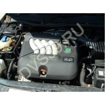 Двигатель 2,0 B SKODA OCTAVIA 2001R