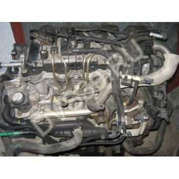 Двигатель 1.6 tdci ford fusion fiesta 2004-2009