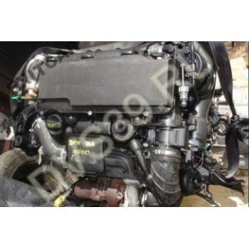 PEUGEOT 206 1.4HDI BHX 10FD23 Двигатель