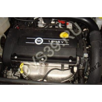 FIAT STILO Двигатель 1.6-16V 2002r