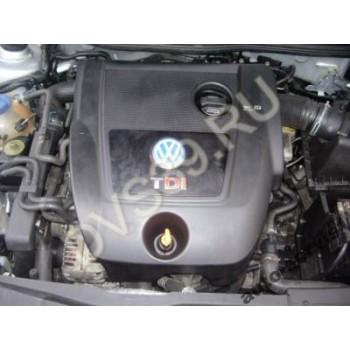 VW GOLF IV A3 SEAT OCTAVIA 1.9TDI Двигатель AJM