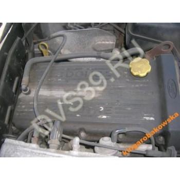 FORD SCORPIO Двигатель ZEM 2,0 DOHC 91