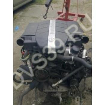 Mercedes SL 320 W129 01 Двигатель