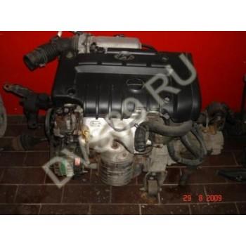 HYUNDAI MATRIX Двигатель 1.6 Бензин I