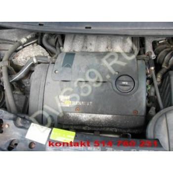 RENAULT ESPACE 3 3,0 3.0 V6 24V Двигатель