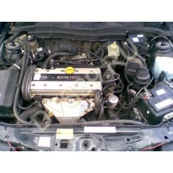Двигатель 2.0 16V X20XEV OPEL CALIBRA OMEGA VECTRA