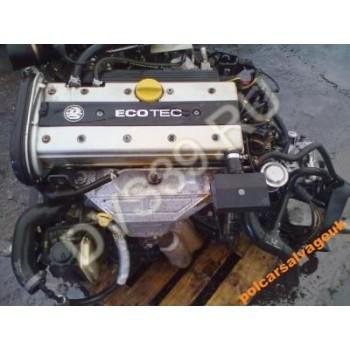 OPEL VECTRA B 1,8 Двигатель