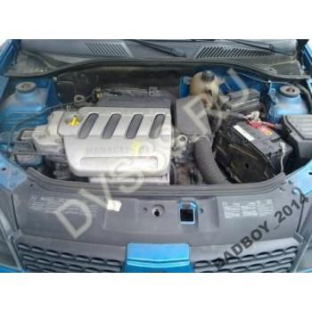 Двигатель RENAULT CLIO II 1.4 16V 2002 MEGANE THALIA