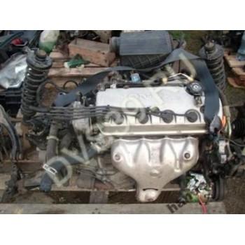 Honda Civic 1,4 16V Двигатель symbol D14 A3
