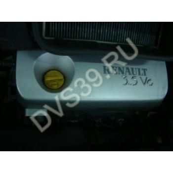 RENAULT ESPACE IV 3.5 V6 2005 Двигатель