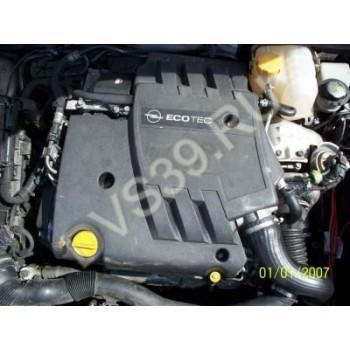 Двигатель  opel vectra c 3.0 diesel
