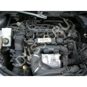 FORD FOCUS MK2 C-MAX 1.6 TDCI Двигатель HDI 207 307