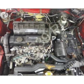 Mazda 323 1.7D 94r. Двигатель