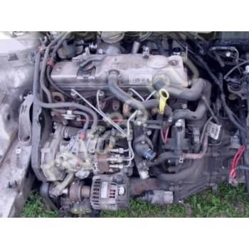 FOCUS MK-1 1,8 TDDI Двигатель