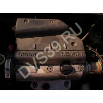 Skoda Felicia 1.6MPI Двигатель