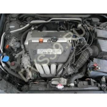 HONDA ACCORD 03-08 2.0 Двигатель 110 тыс.км