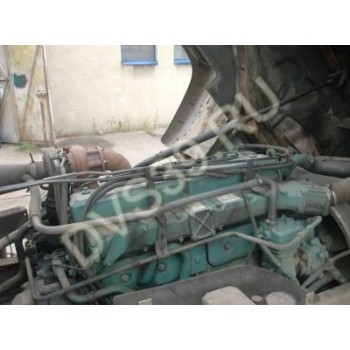 Двигатель D6A 210 210KM volvo fl 6 i