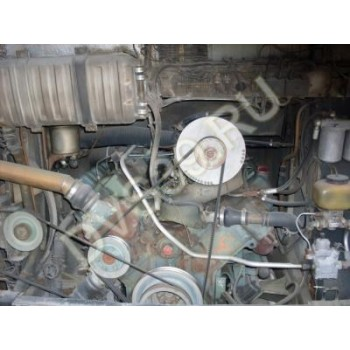 SETRA 208H MOST215HD Двигатель OM422 MERCEDES