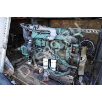 Volvo FL6 Двигатель D6A 250KM FL 6