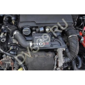 FORD FIESTA MK6 02-08 FUSION 1.4 TDCI Двигатель