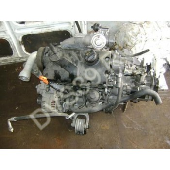 Двигатель AXB AXC VW T5 1.9 TDI 1.9TDI