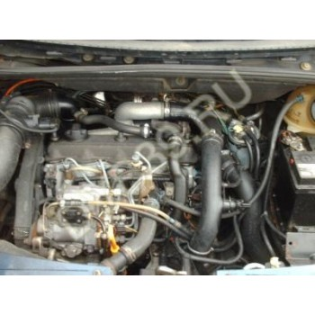 SEAT ALHAMBRA Двигатель 1,9 TDI 110KM