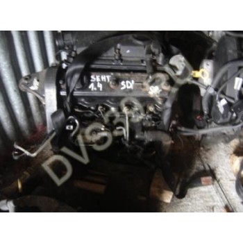 Двигатель SEAT AROSA 1.4 SDI 1998r