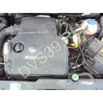 VW lupo 1.7sdi Двигатель