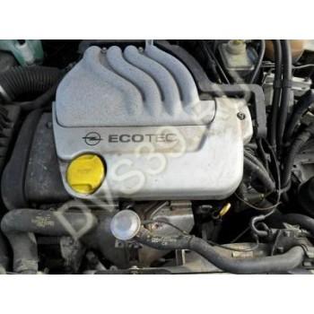 opel 1.6 16v astra F vectra B tigra Двигатель X16XEL