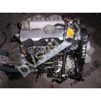 Двигатель NISSAN VANETTE VANETTA 2.3 D LD23 3SZT.