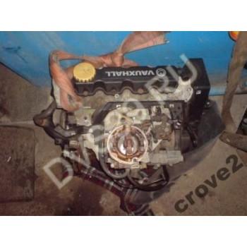 Astra II Двигатель 1.6 8V