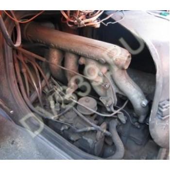 Двигатель Mercedes 207 208 307 2.3D