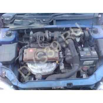 Citroen Saxo VTR 1.6 8V 2001r. Двигатель