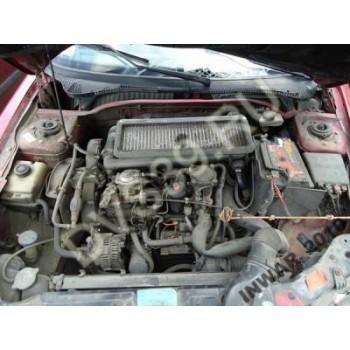 PEUGEOT 306 1.9 TD 1995r. Двигатель