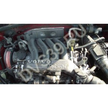 Volvo 440,460,480 Двигатель 1.7 turbo