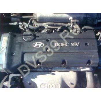 Hyundai Lantra  Двигатель 2,0 16V
