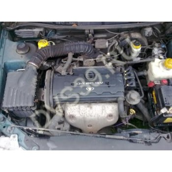Двигатель daewoo nubira 2.0